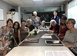Holy Myrrhbears reconvened with 1st meeting